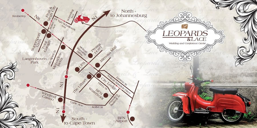 Leopards & Lace Roadmap